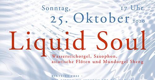 Benefiz · Liquid Soul