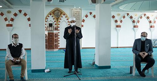 Interreligiöses Gebet am 15. Mai 2020