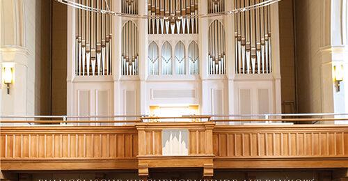 Die neue Orgel ist fertig!